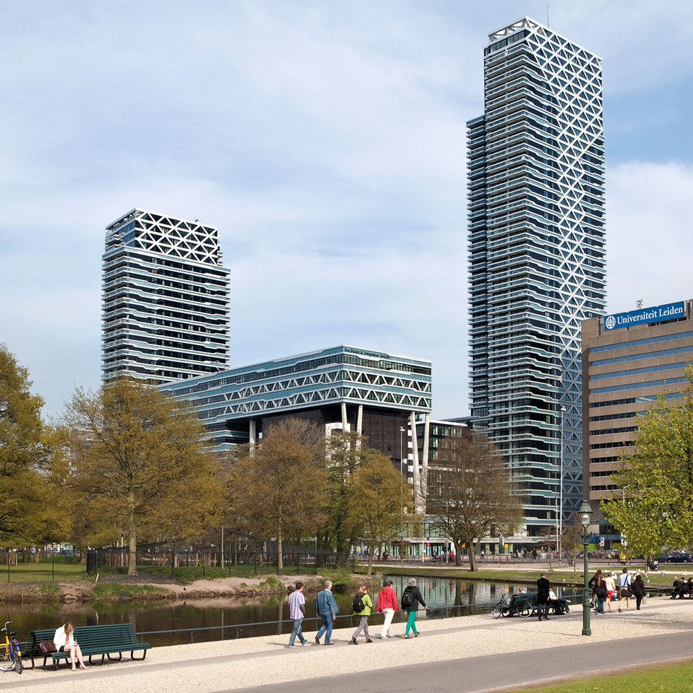 New Babylon The Hague - Market research and operator search