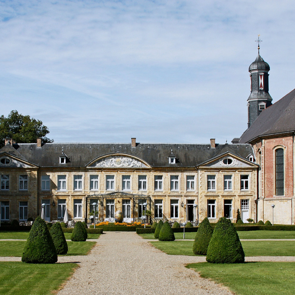 Chateau St. Gerlach - Modern fine dining restaurant in historical setting