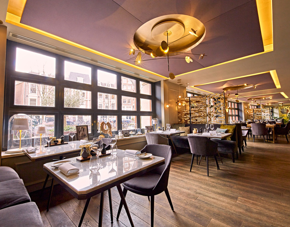 Bridges - Fine dining restaurant focusing on seafood