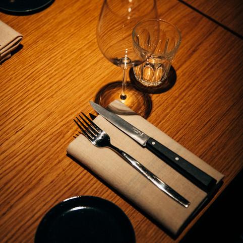 Restaurant Arles - Parisian neo bistro in the heart of Amsterdam