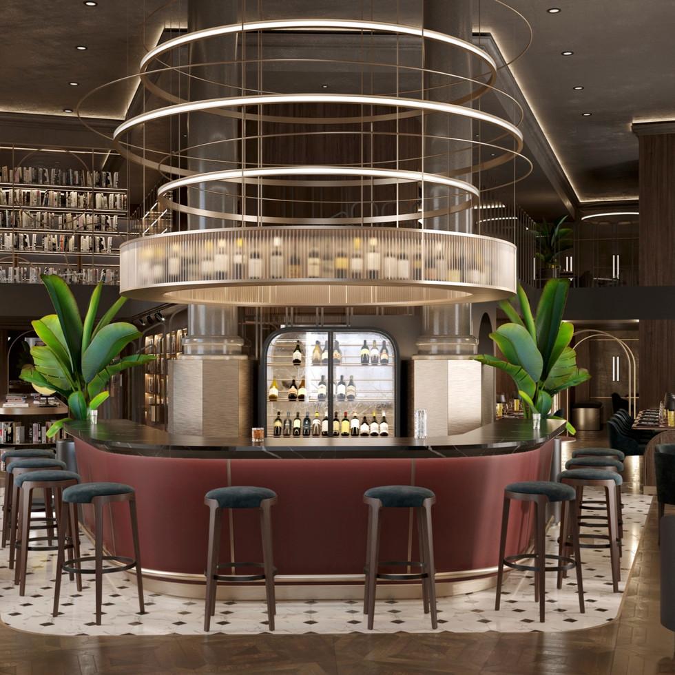 Radisson Hotel Group Radisson Collection Milan Bertarelli - New wave Italian restaurant