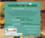 Spanish interactive cooking summer camp ages 6-14 yrs. Cook Mexican recipes, converse in Spanish, learn latin games. May 30th, 2018, June 1, 2018