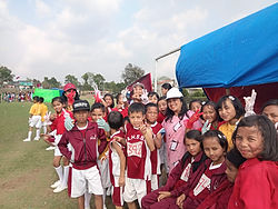 SPORTS: LP SCHOOL