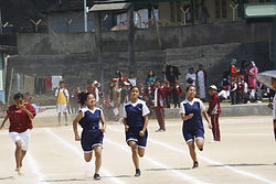 SPORTS: INTER HOUSE