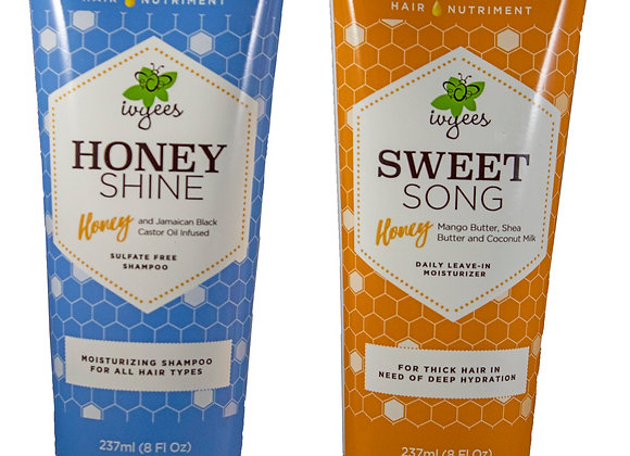 Honey Shine & Sweet Song