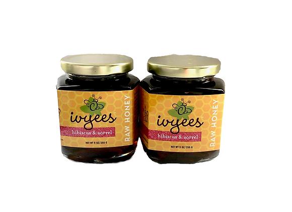 Ivyees Hibiscus & Sorrel Set