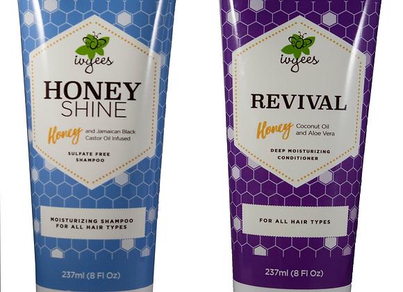 """Honey Shine"" + ""Revival"" Bundle"