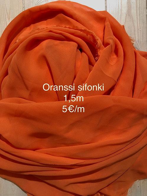 Oranssi sifonki
