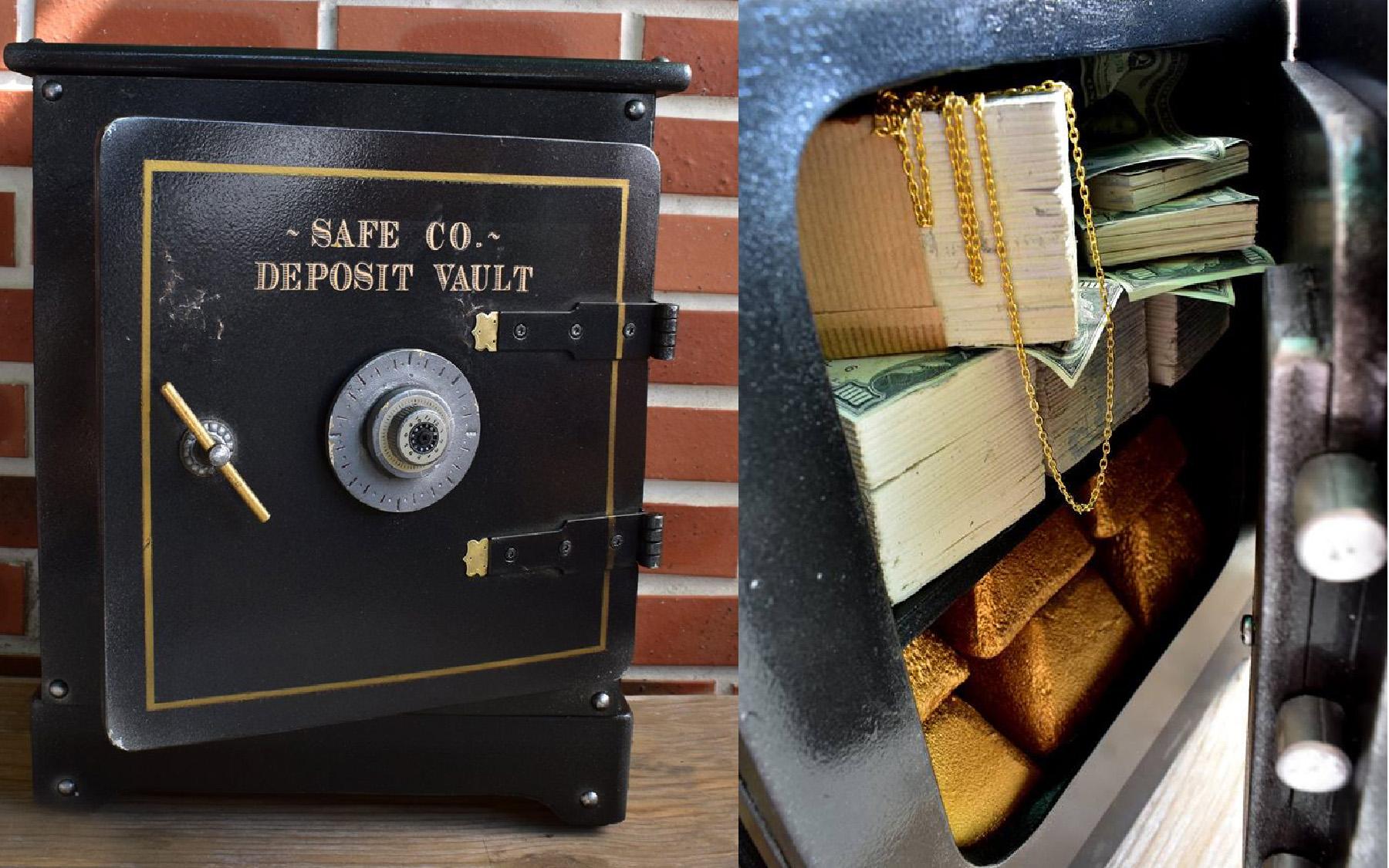 fake vault