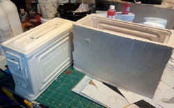 ammo box molding