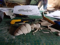 fabrication maquette