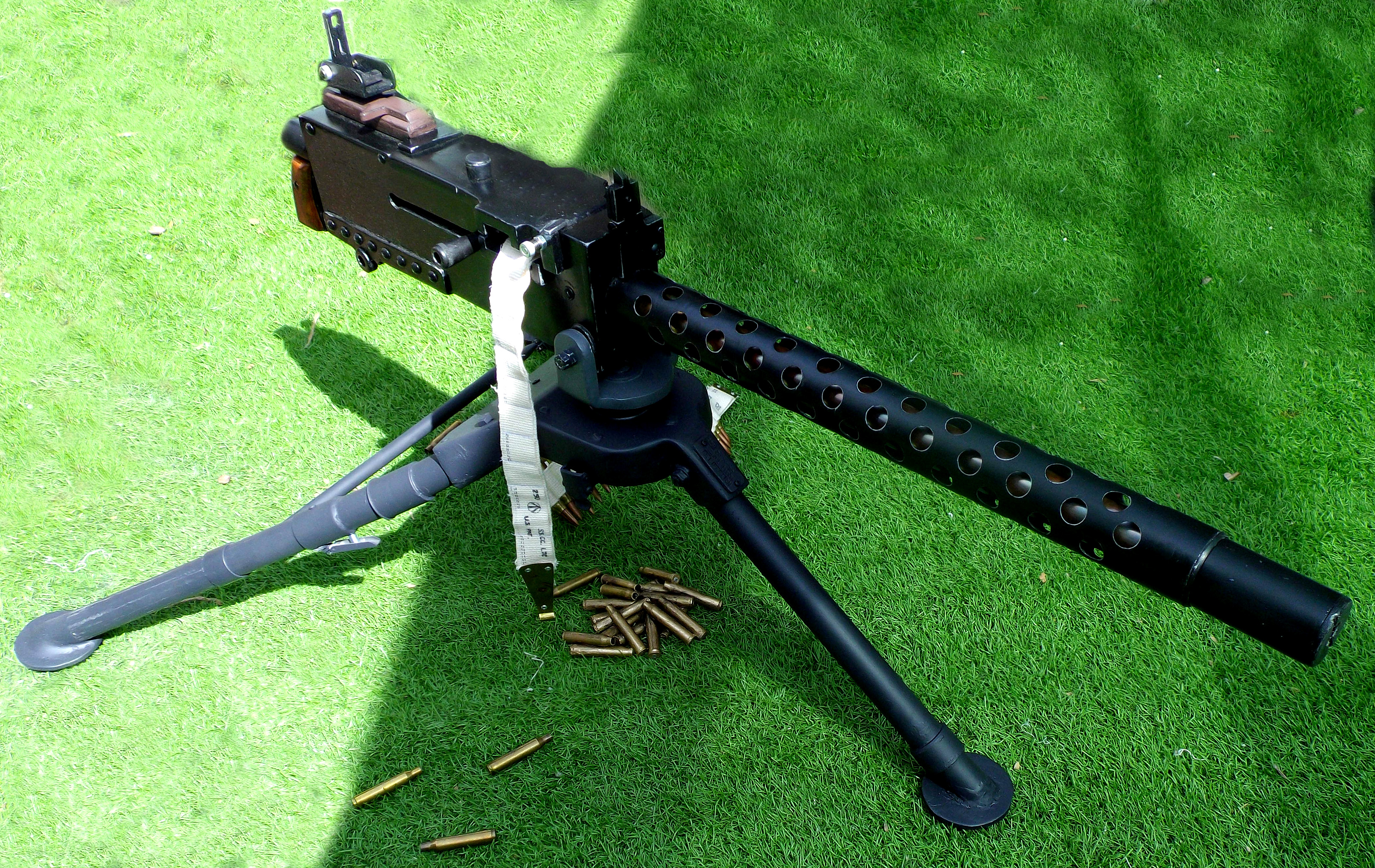 foam machine gun