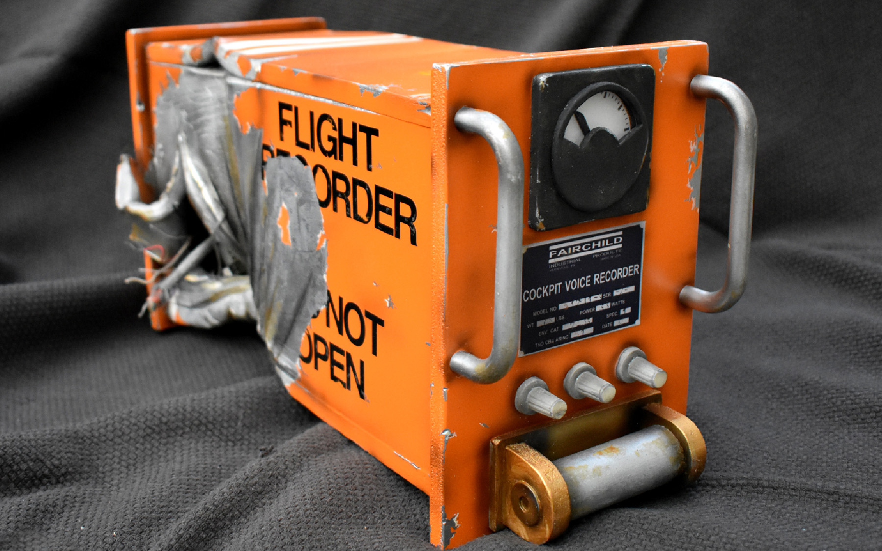 composite Flight Recorder