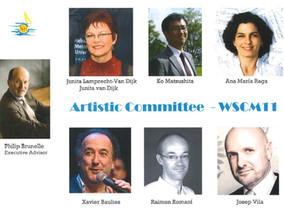 L'organització del Simposi recau en dos Comitès / The organisation of the Symposium falls under two