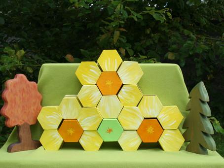 """""""Et la petite abeille piqua l'ours"""" à la maison des énergies EDF"""