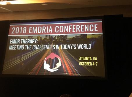2018 EMDRIA Conference in Atlanta