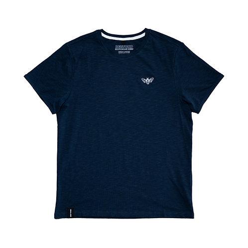 Bee Shirt Navy - Unisex