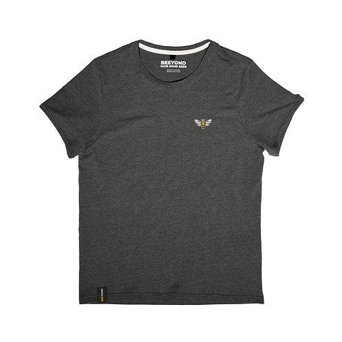 Bee Shirt Anthrazit - Unisex