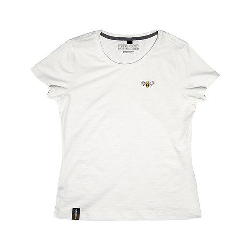 Bee Shirt White - Women
