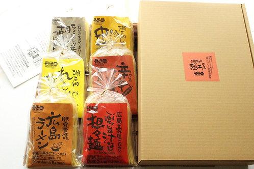 な12)夏の売れ筋バラエティセット【6袋12人前】