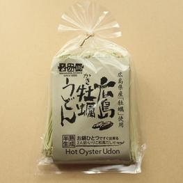 広島牡蠣うどん