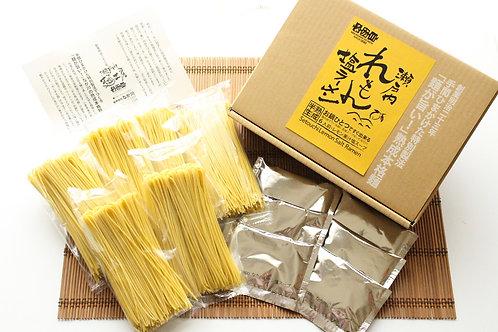 瀬戸内レモン塩ラーメン【6人前・スープ付き】