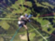 Vol biplace en parapente en Gruyère charmey moléson Gruyère Moléson Charmey hike and fly Guides de montagne