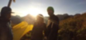 Bivouac et vol en parapente biplace en Gruyère Moléson Charmey hike and fly Guides de montagne