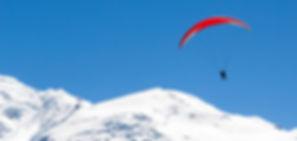 Guide de montagne parapent en haute montagne yoofly suisse gruyère Charmey Moléson