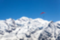 vol biplace en parapente en haute montagne avec un guide Charmey moléson suise
