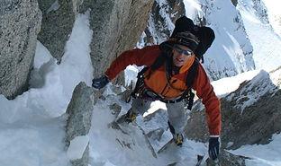 Olivier Nicolet Guide de haute montagne, biplaceur pro, plieur secours FSVL gruyère suisse moléson charmey