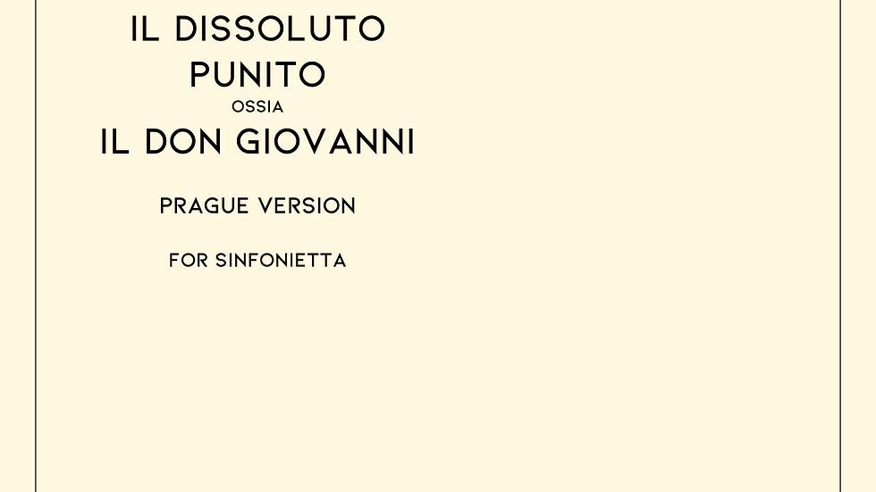 Don Giovanni - W.A. Mozart
