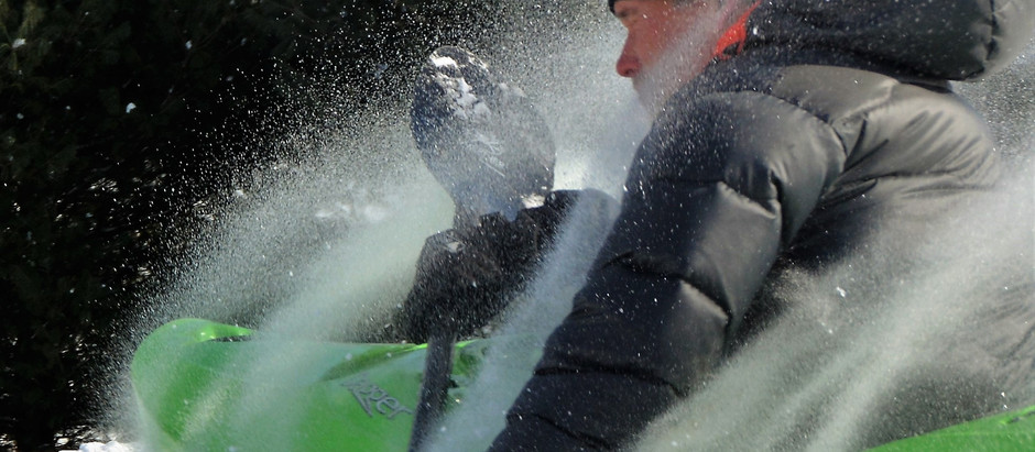 Winter Workout for Paddlers