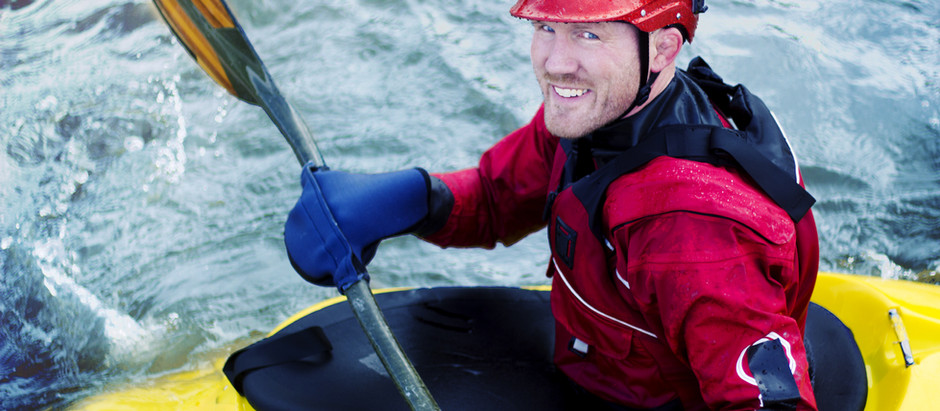 Five Benefits of Kayaking You Don't Know About!