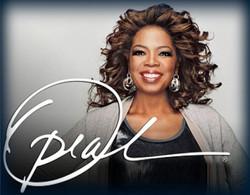 Oprah BUTTON