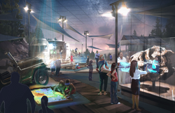 Unrealized Concept Rendering