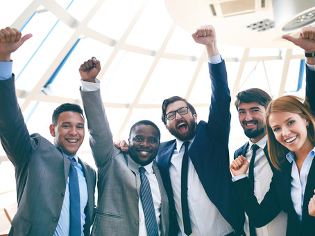 Happy At Work: Be the change