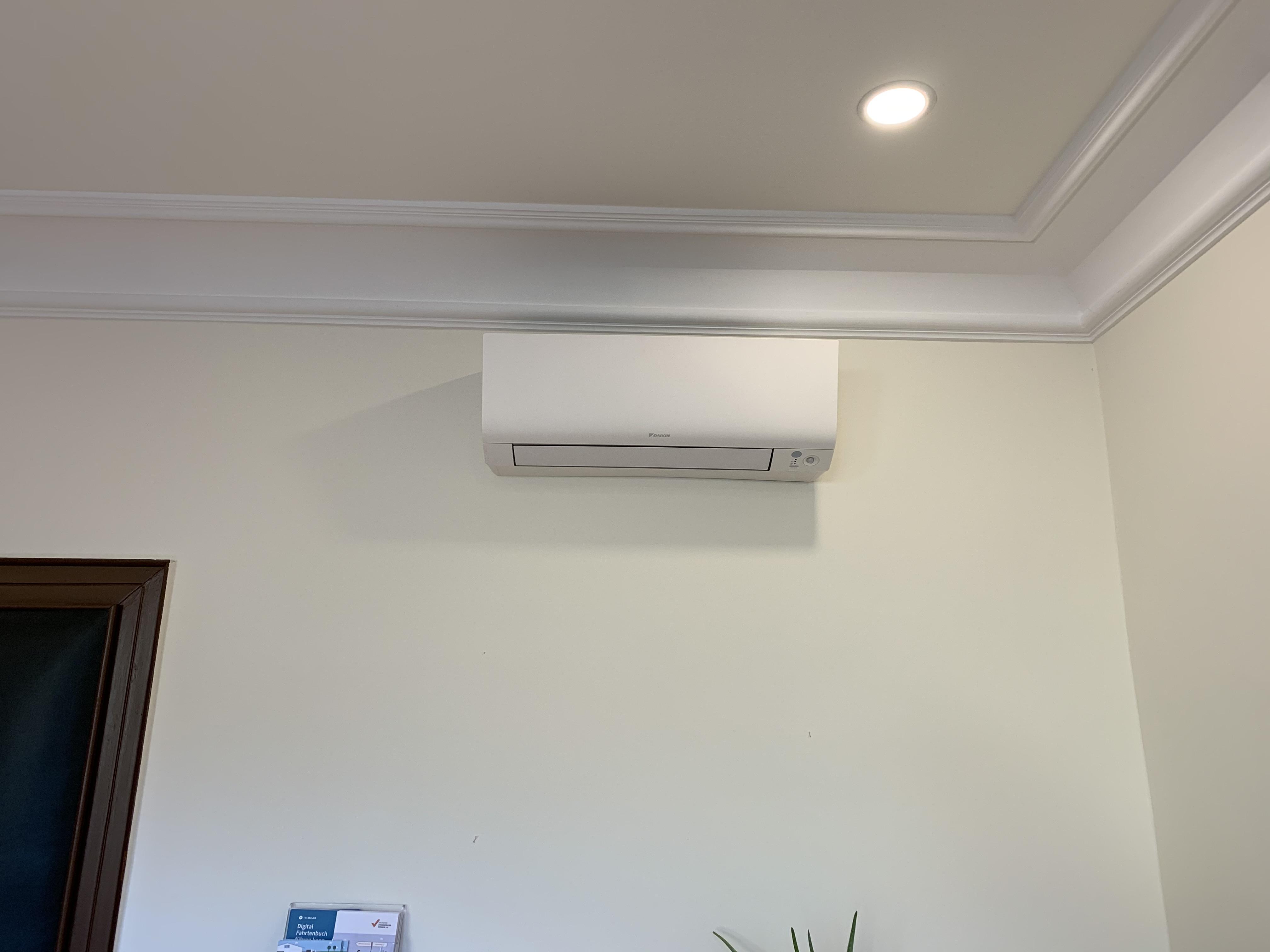 FTXM im Wohnzimmer