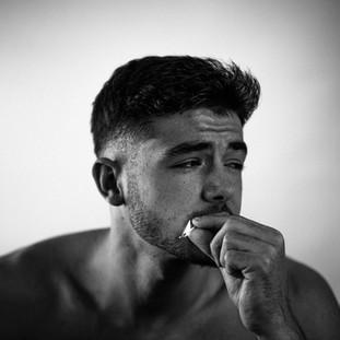 photo studio homme