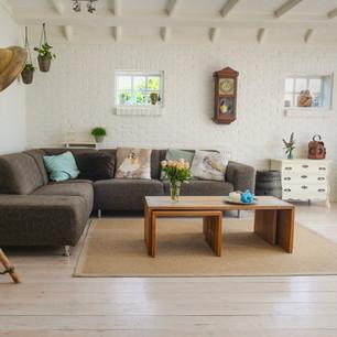 photo d'un salon design