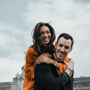 photo couple heureux
