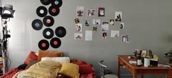 Musician's apartment