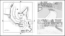 Site Plan & Concept Sketches