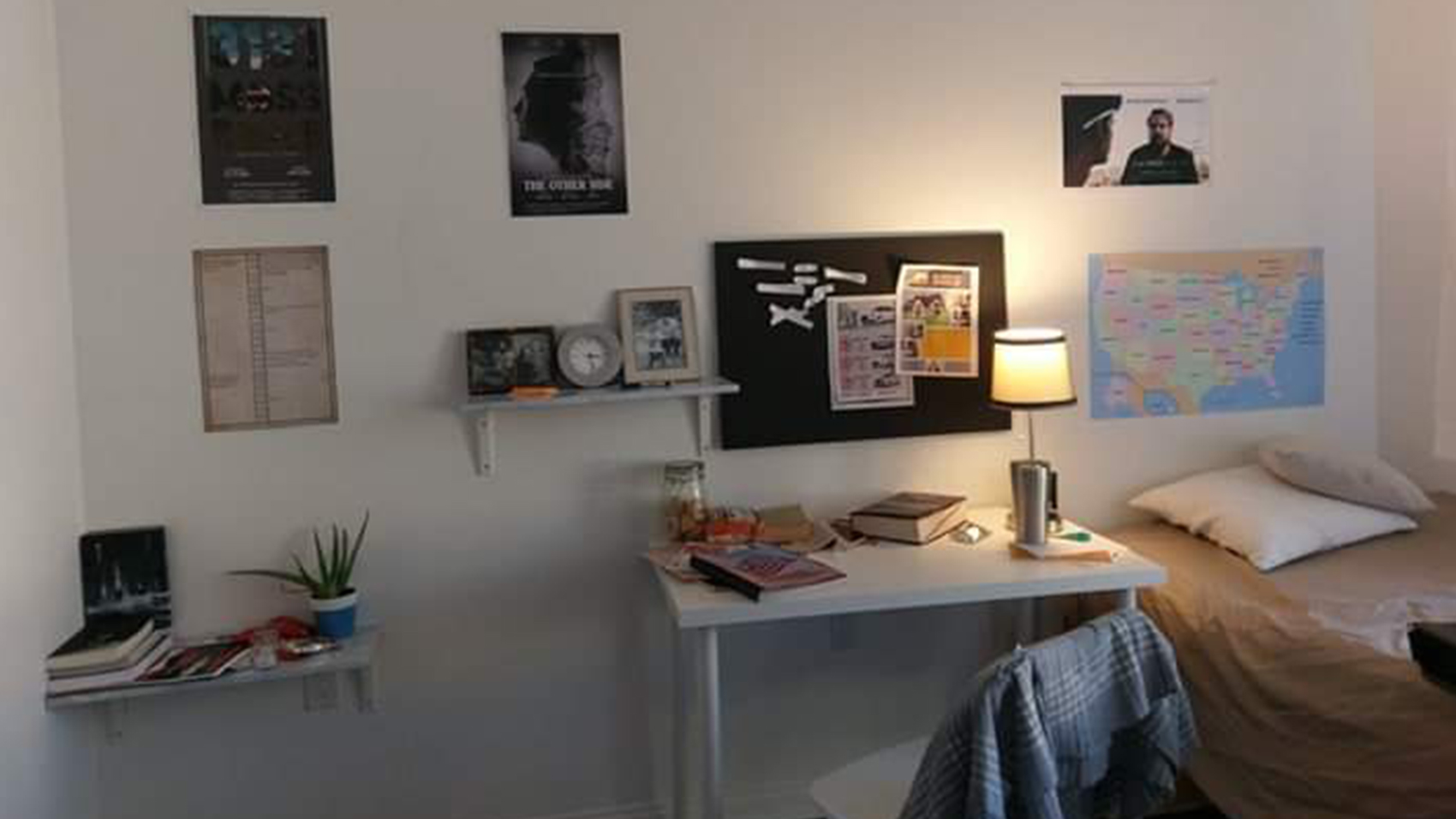 Bruce's Apartment