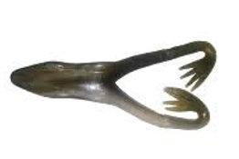 """DEEP CREEK LURES- 4.5"""" Frog - Black"""