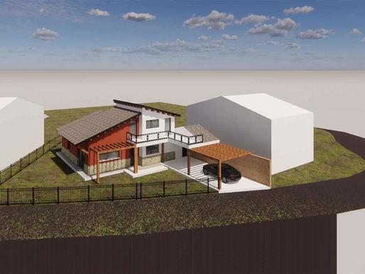 Nueva #passivhaus en La Lastrilla