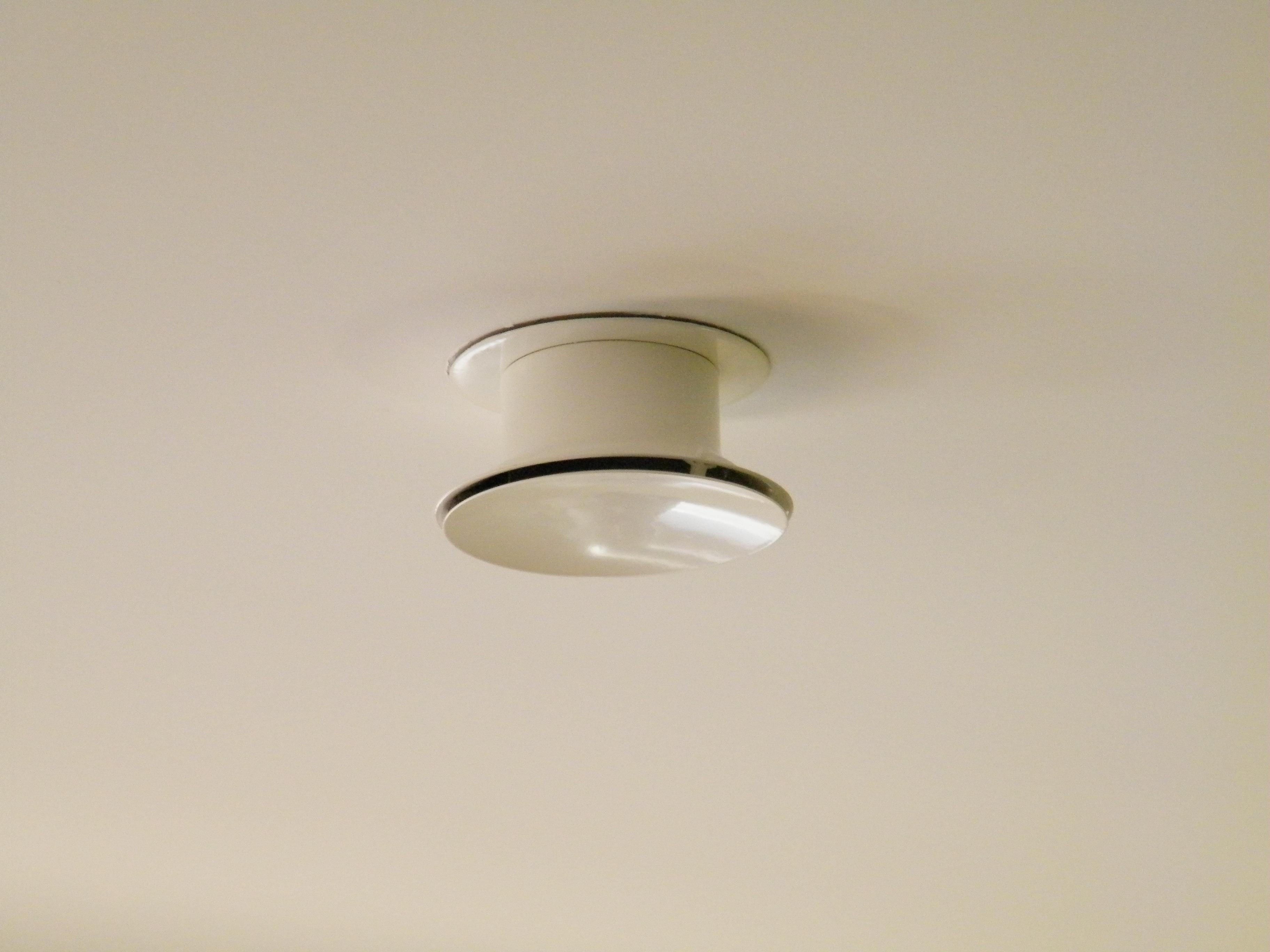 toma de ventilación interior
