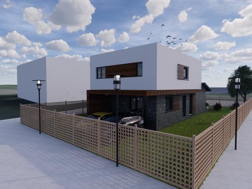 #passivhaus en El Espinar