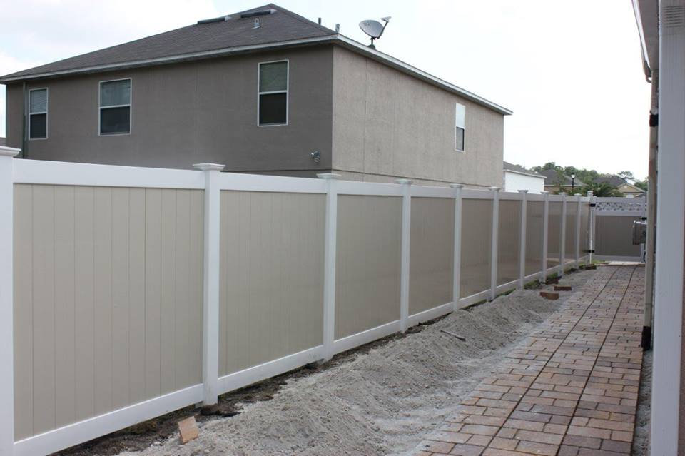 Custom Fence Designs