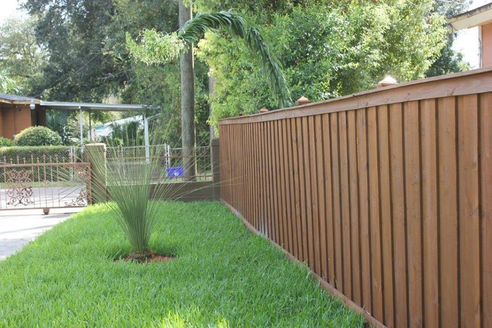 Fence & Deck Staining
